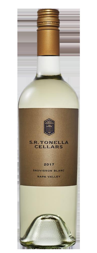S. R. Tonella Cellars Sauvignon Blanc Bottle Preview