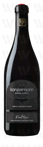 Konzelmann Estate Winery Pinot Noir Family Reserve