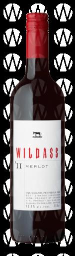 Stratus Vineyards Wildass Merlot
