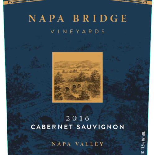 Grand Napa Vineyards CABERNET SAUVIGNON Bottle Preview