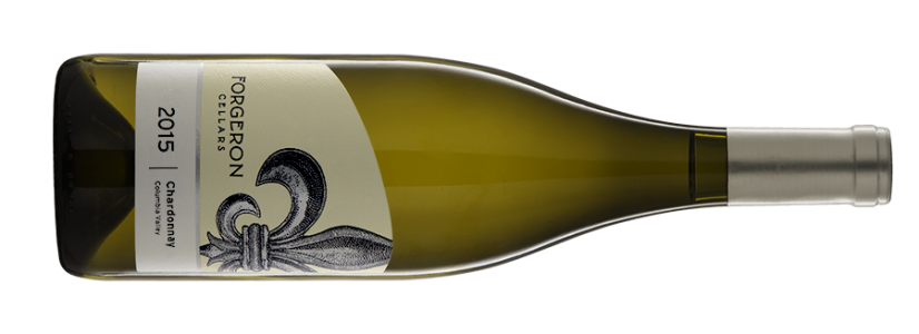 Forgeron Cellars - Downtown Walla Walla Winery & Tasting Room Chardonnay Bottle Preview