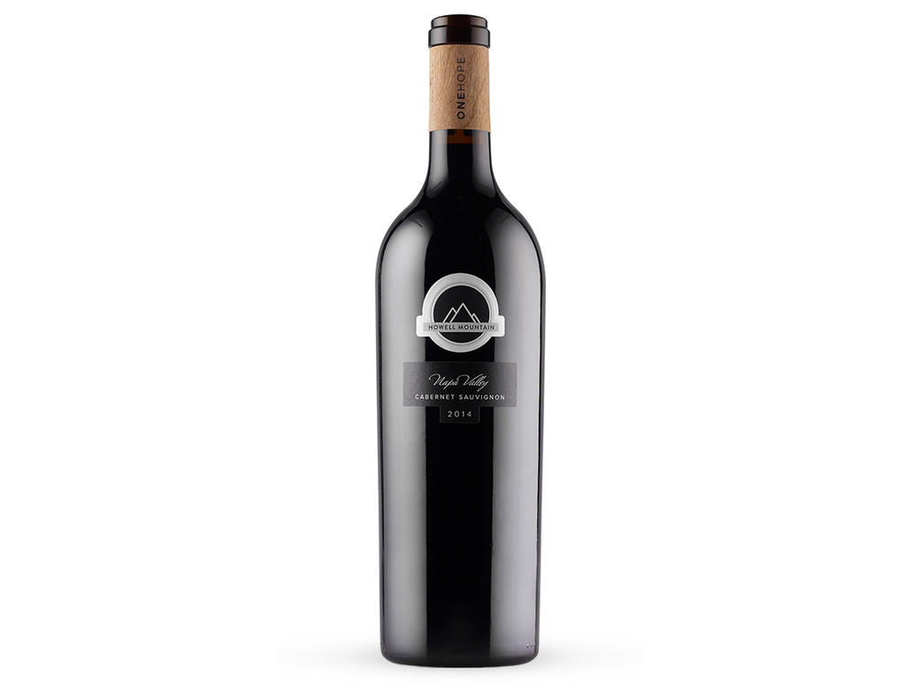 ONEHOPE Howell Mountain Cabernet Sauvignon Bottle Preview