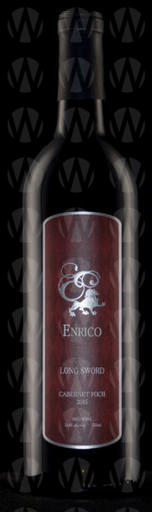 Enrico Winery Long Sword Cabernet Foch