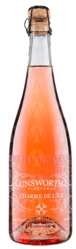 Unsworth Vineyards Rosé Charme De L'Ile