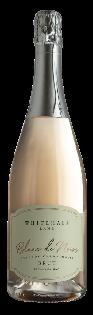 Whitehall Lane Winery Blanc de Noirs Sparkling, Petaluma Gap Bottle Preview