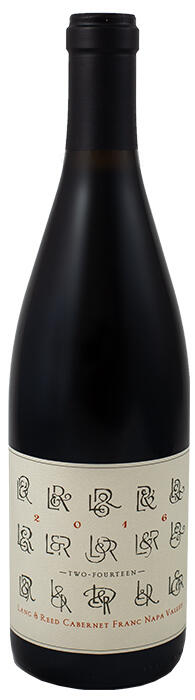 Lang & Reed Napa Valley Two-Fourteen Cabernet Franc Bottle Preview
