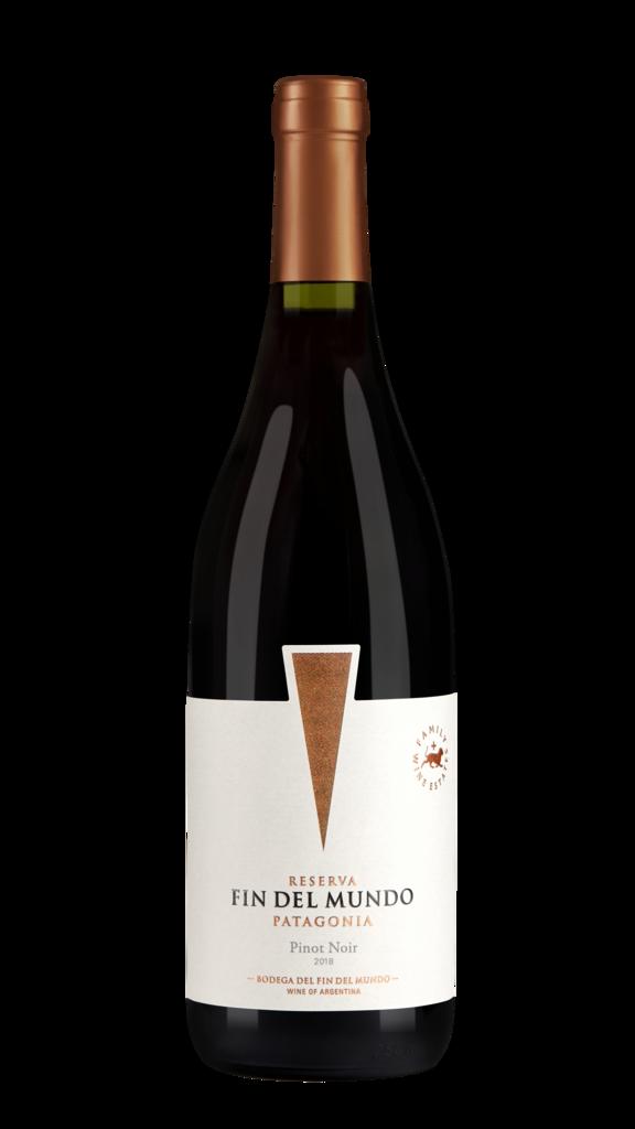 Bodega del Fin del Mundo Reserva del Fin del Mundo Pinot Noir Bottle Preview