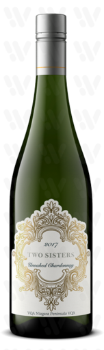 Two Sisters Unoaked Chardonnay