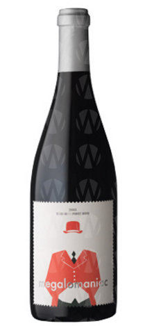 Megalomaniac Sonofabitch Pinot Noir