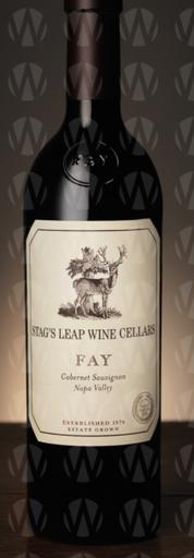Stag's Leap Wine Cellars FAY Cabernet Sauvignon