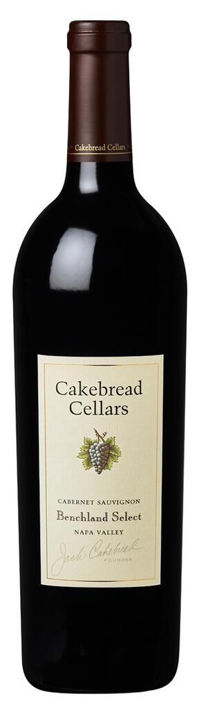 Cakebread Cellars Benchland Select Cabernet Sauvignon Bottle Preview