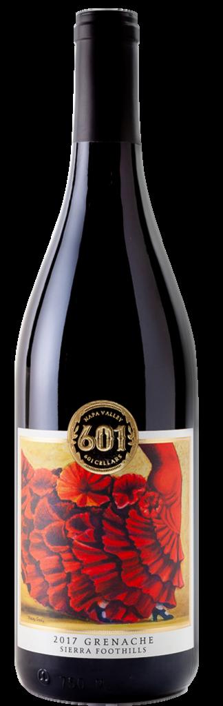 601 Cellars Grenache Bottle Preview