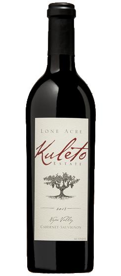 Kuleto Estate Lone Acre Cabernet Sauvignon Bottle Preview