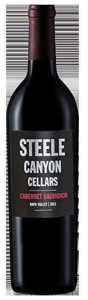 Steele Canyon Cellars Cabernet Sauvignon Bottle Preview