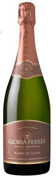 Gloria Ferrer Caves & Vineyards Blanc de Noirs Bottle Preview