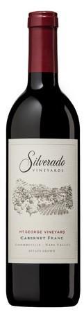 Silverado Vineyards Cabernet Franc Bottle Preview