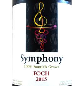 Symphony Vineyard Foch