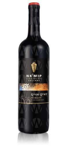 Nk'Mip Cellars Qwam Qwmt Merlot