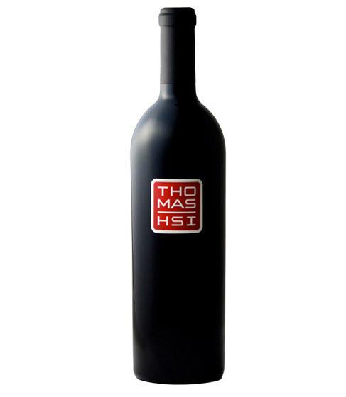 Thomas-Hsi Vineyards Cabernet Sauvignon Mount Veeder Bottle Preview