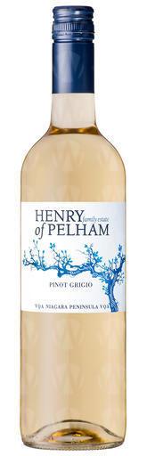 Henry of Pelham Family Estate Winery Pinot Grigio