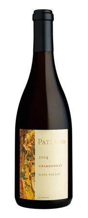 Patland Estate Vineyards Chardonnay Bottle Preview