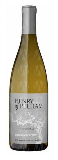 Henry of Pelham Family Estate Winery Chardonnay Speck Family Reserve