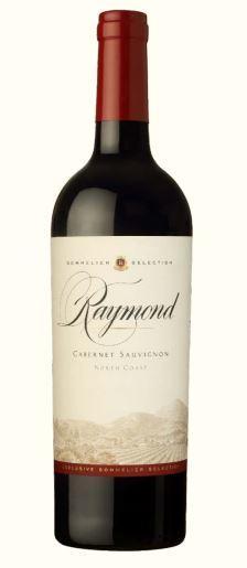 Raymond Vineyards Sommelier Selection Cabernet Sauvignon Bottle Preview