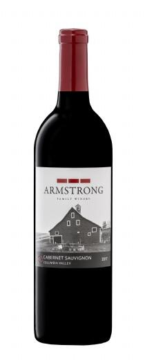 Armstrong Family Winery Cabernet Sauvignon Bottle Preview