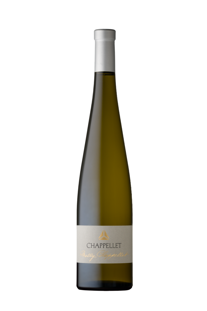 Chappellet Vineyard Chenin Blanc Bottle Preview