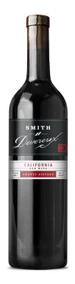 """Smith Devereux """"3"""" California Red Blend Bottle Preview"""
