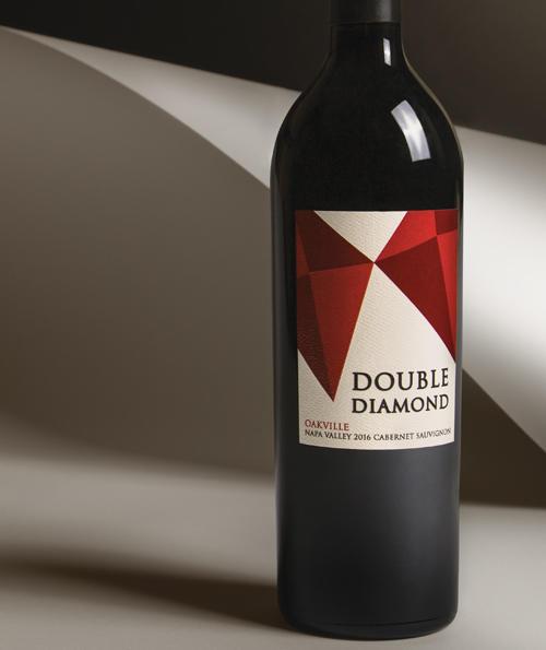 Schrader Cellars Double Diamond Cabernet Sauvignon Bottle Preview