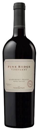 Pine Ridge Vineyards Cabernet Franc Bottle Preview