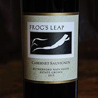 Frog's Leap Winery Estate Grown Cabernet Sauvignon Bottle Preview