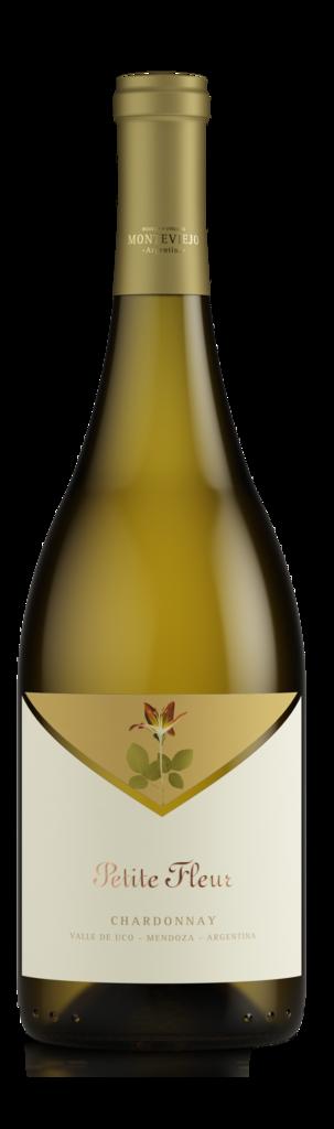 Petite Fleur Chardonnay Bottle