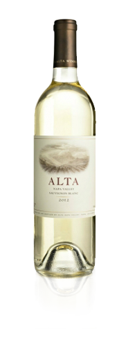 Alta Napa Valley Sauvignon Blanc Bottle Preview