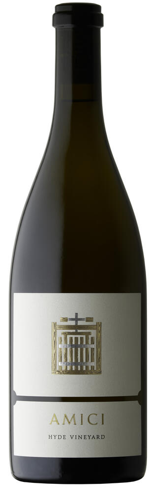 Amici Cellars Amici Hyde Vineyard Chardonnay Bottle Preview