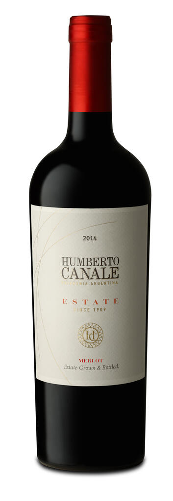 Humberto Canale Estate - Merlot Bottle Preview
