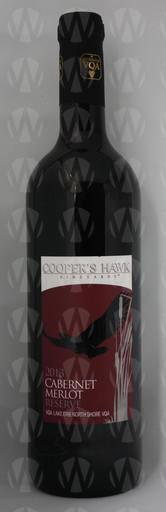 Cooper's Hawk Vineyards Cabernet Merlot Reserve
