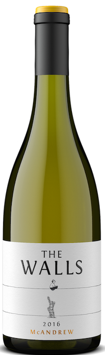 The Walls McAndrew Chardonnay Bottle Preview