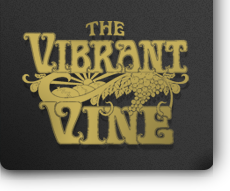 Okanagan Villa Estate Winery/The Vibrant Vine Logo