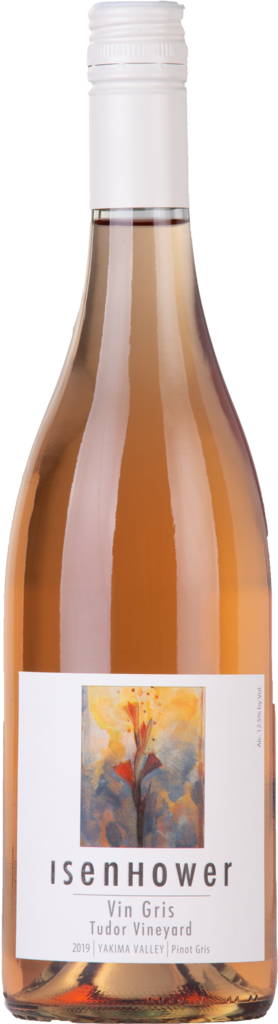 Isenhower Cellars Vin Gris Bottle Preview
