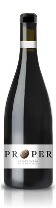 Estate Syrah Bottle