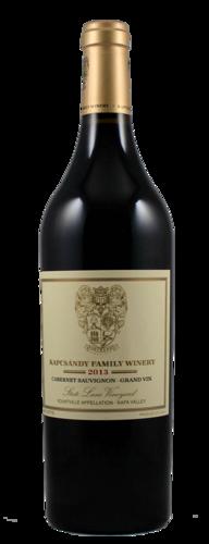 Kapcsandy Family Winery CABERNET SAUVIGNON - GRAND VIN Bottle Preview