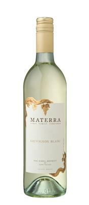Materra, Cunat Family Vineyards Sauvignon Blanc Bottle Preview