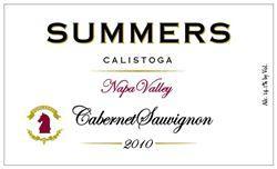 Summers Estate Wines Logo