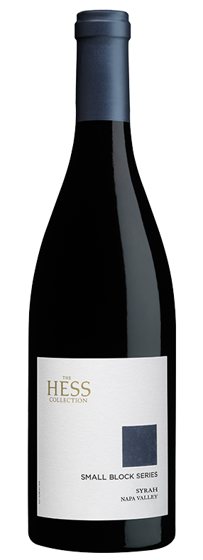 The Hess Collection Winery Napa Valley Syrah Bottle Preview