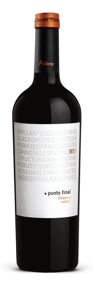 Bodega Renacer Punto Final Reserva Malbec Bottle Preview