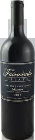 Fairwinds Estate Winery Cabernet Sauvignon, Reserve Bottle Preview