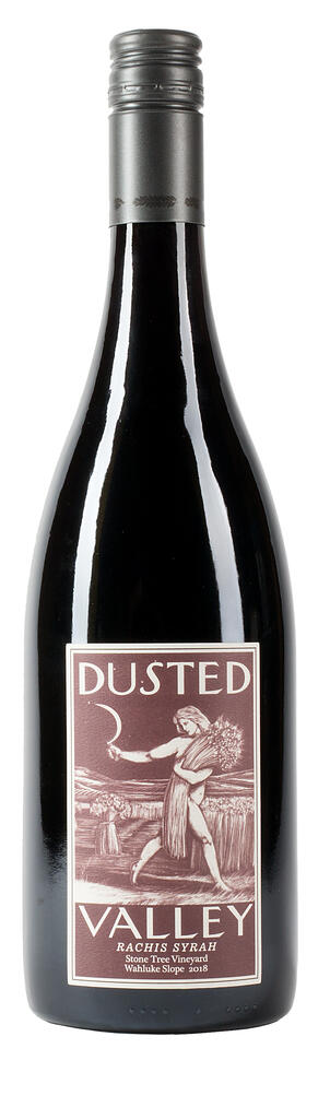 Dusted Valley Rachis Bottle Preview
