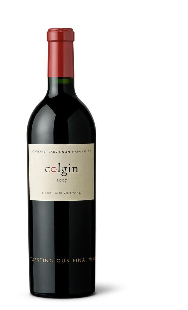 """Colgin Cellars """"Herb Lamb"""" Bottle Preview"""